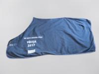 Waldhausen tummansininen fleeceloimi 140 cm