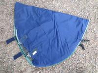 Sininen Bucas kaulakappale 200g(?) ulkoloimeen 145 cm