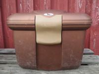 Ruskea harjapakki