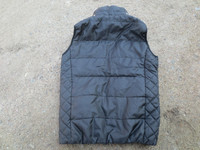 Musta CRW topparatsastusliivi 158/164