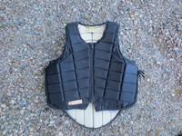 Racesafe palaturvaliivi S koko, short/standard back