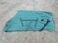Vihreä sisätoppaloimi, n. 100-150 g täyte 145 cm