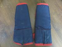 Kuljetussuojat sini-punaiset 2 kpl COB