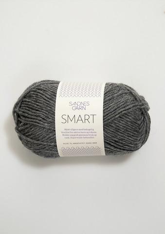 Sandnes Smart, mörkgrå 1053