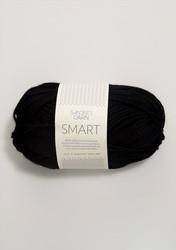 Sandnes Smart, svart 1099