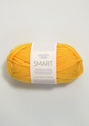 Sandnes Smart, keltainen 2206