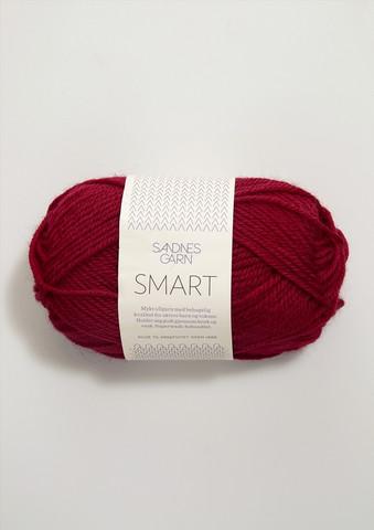 Sandnes Smart, viininpunainen 4065