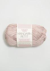 Sandnes Mandarin Petit, puuteriroosa 3511