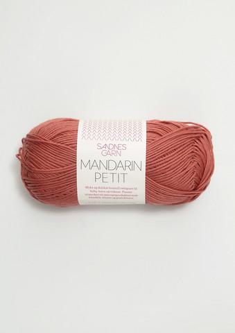 Sandnes Mandarin Petit, terrakotta 4234