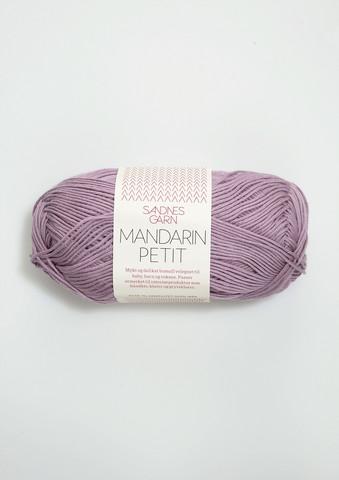 Sandnes Mandarin Petit, vaalea kanerva 4622