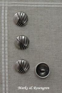 Metall knapp