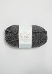 Sandnes Fritidsgarn, mörkgrå 1055
