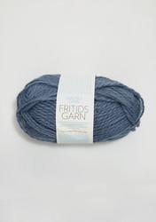 Sandnes Fritidsgarn, jeansblå 6052