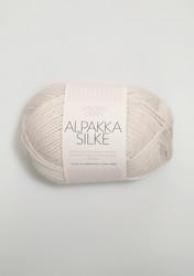 Sandnes Alpakka Silke, kitt 1015