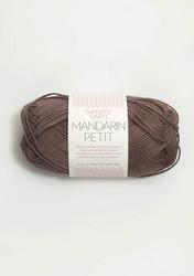 Sandnes Mandarin Petit, keskiruskea 3161