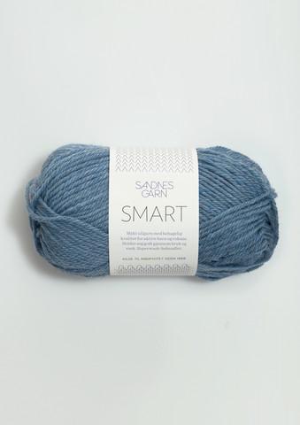 Sandnes Smart, meleerattu sininen 6324