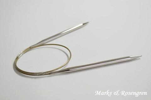 Addis rundstickor 80cm 5,5 - 7mm