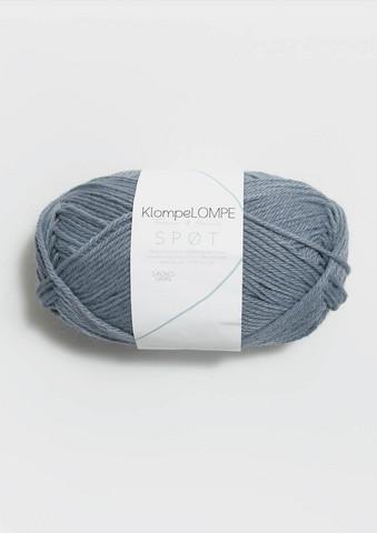 Klompelompe Spøt, linblå 6051