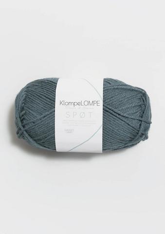 Klompelompe Spøt, sinivihreä 6871