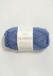 Sandnes Alpakka laventeli 5834