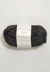 Sandnes Alpakka tummanharmaa 1053