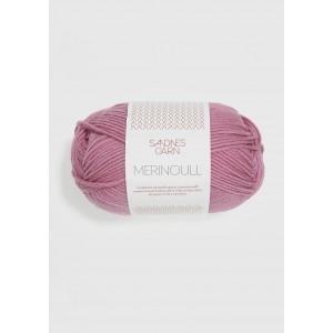Sandnes Merinoull, rosa 4715