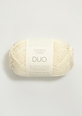 Duo, vit 1002