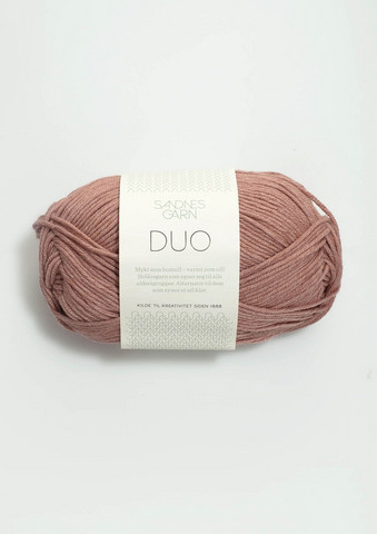 Duo, puuteriroosa 4032