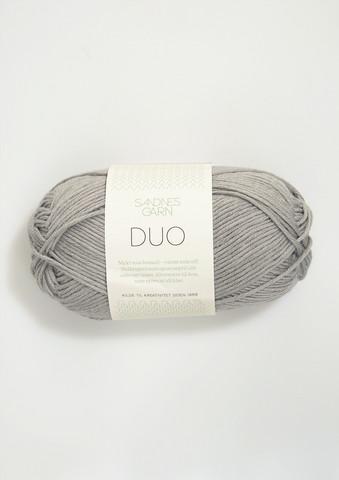 Duo, vaaleanharmaa 6030
