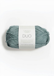 Duo, dimmig aqua 6841