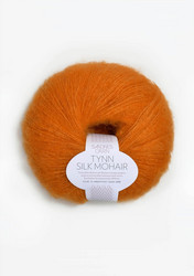 Tunn Silk Mohair, orange 2727