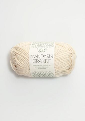 Mandarin grande, natur 1012