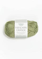 Mandarin grande, vaaleanvihreä 9522