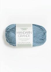 Mandarin grande, skymningsblå 6314