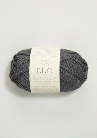 Duo, grå 5873