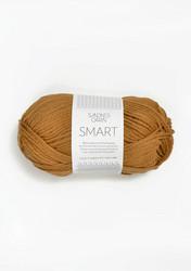 Sandnes Smart, bränt gulbrun 2544