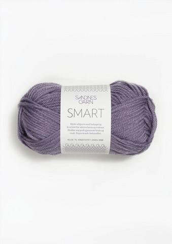 Sandnes Smart, sumuinen liila 5052