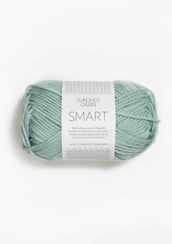 Sandnes Smart, vaalean vedenvihreä 7721
