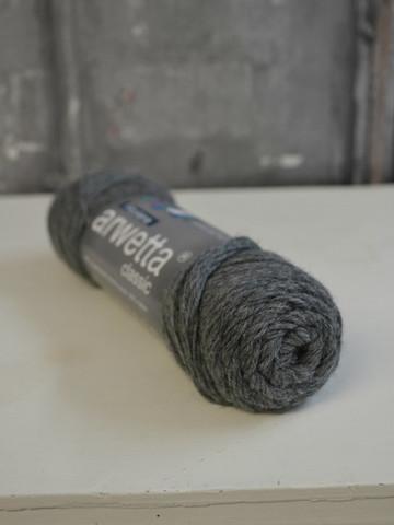 Arwetta classic, 955 Medium Grey (melange)