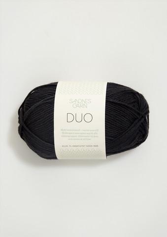 Duo, svart 1099