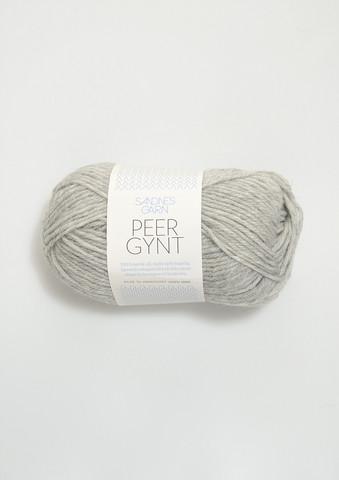 Peer Gynt, vaaleanharmaa meleerattu 1032