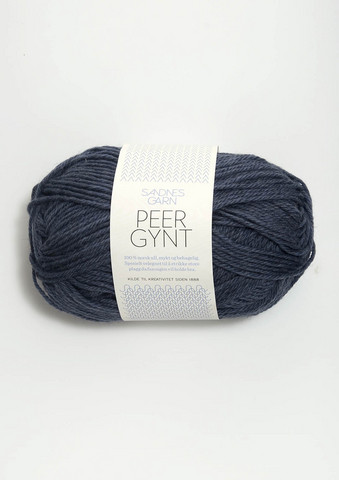 Peer Gynt, blågrå melerad 6072