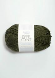 Peer Gynt, tummanvihreä meleerattu 9572