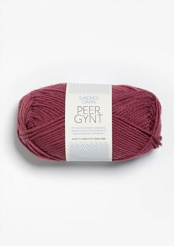 Peer Gynt, mörkt gammelrosa 4244