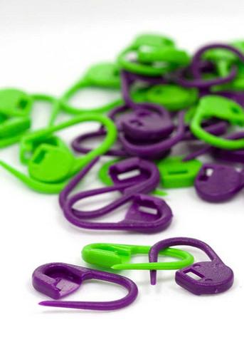 Knitpro stickmarkörer, låsbara