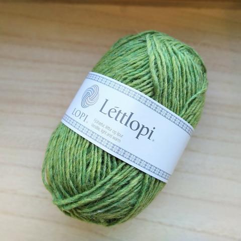 Léttlopi, spring green 1406