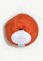 Sandnes Silk Mohair, orange 3509