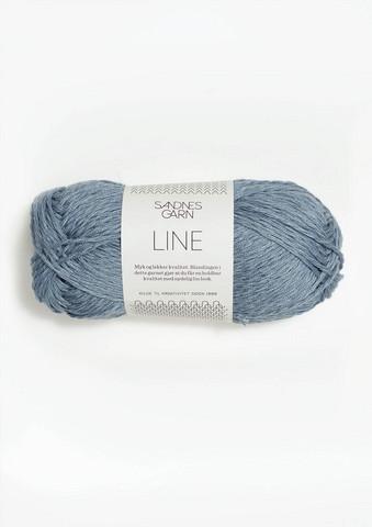 Sandnes Line, jäänsininen 6531