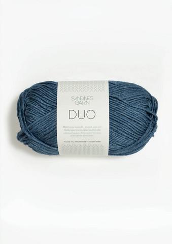Duo, vaalea petrooli 6553