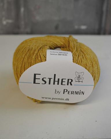 Esther 403 keltainen